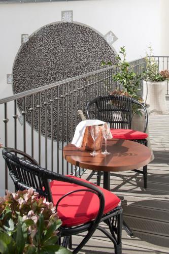 Hotel Les Bains Paris photo 17