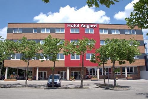 Фото отеля Hotel Asgard