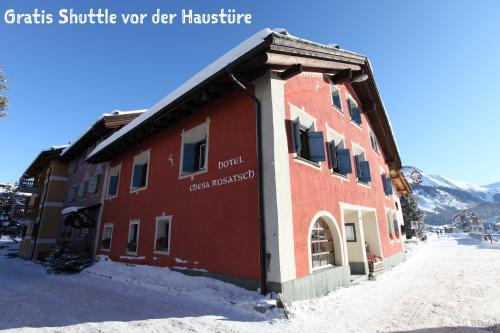 Hotel Chesa Rosatsch - Home of Food Celerina