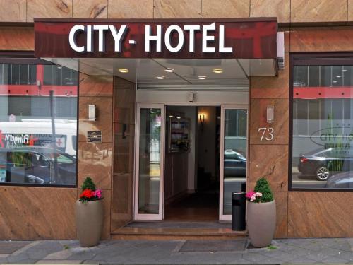 City Hotel Düsseldorf photo 13