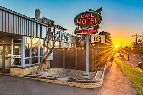Фото отеля Bendigo Oval Motel