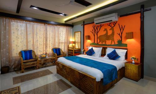 181 Tala, Bandhavgarh 482008, Madhya Pradesh, India.