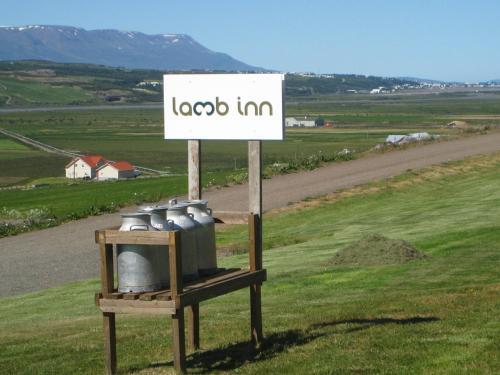 Lamb Inn Öngulsstadir.  Foto 11