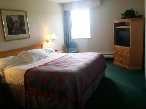 Tamarack Motor Inn - Rocky Mountain House, AB T4T 1P2