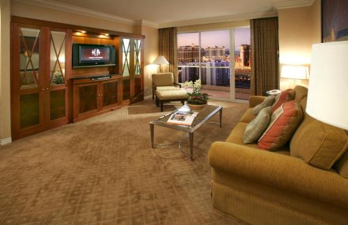 One Bedroom Balcony Strip View Suite
