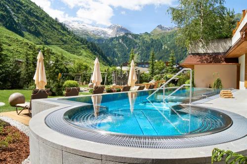 Hotel Alpenhof Lanersbach-Tux