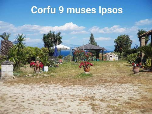 Corfu 9 Muses Ipsos
