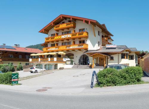 Hotel Schneeberger 3 Sterne Superior Wildschönau-Niederau