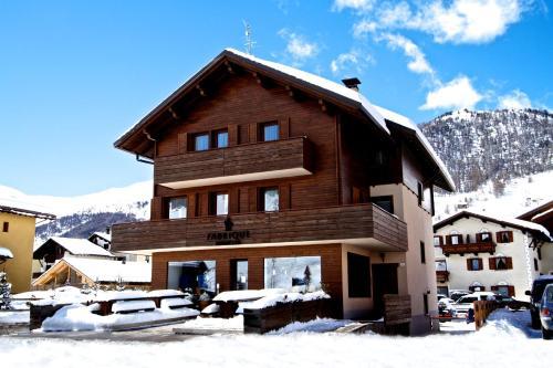 Appartamenti Rosalba Livigno