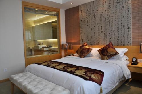 Suzhou Sun Plaza Hotel photo 4