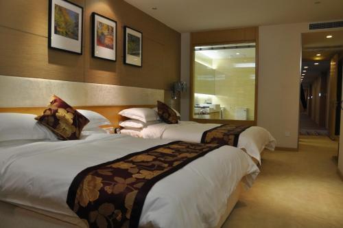 Suzhou Sun Plaza Hotel photo 9