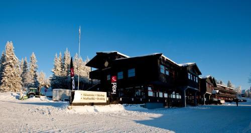 Hotel-overnachting met je hond in Mountain Lodge Norefjell - Noresund