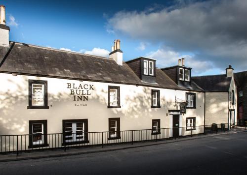 Black Bull Hotel, Moffat
