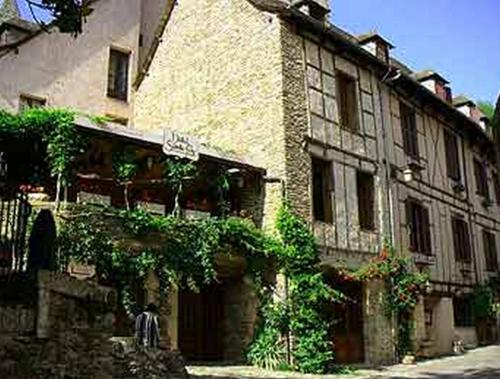 Accommodation in Conques