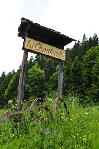. La Chanterelle - Mountain Lodge