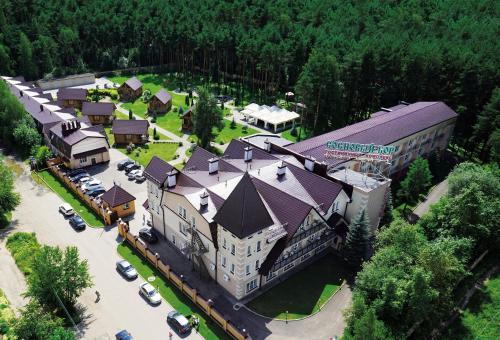 . Hotel Complex Sosnoviy Bor