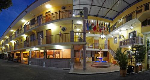 Hotel HOTEL RINCON TARASCO