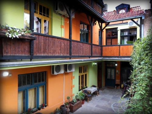 Guest Accommodation Etno Konak Tasana