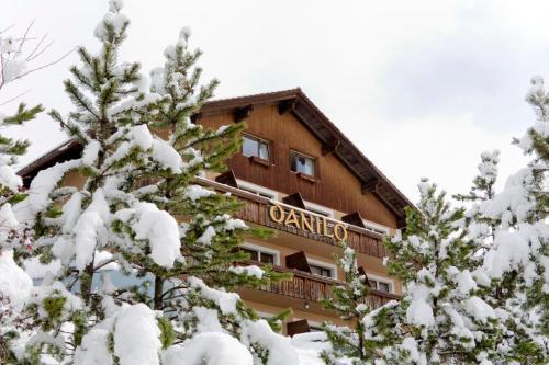 Danilo Pianta Hotel Savognin