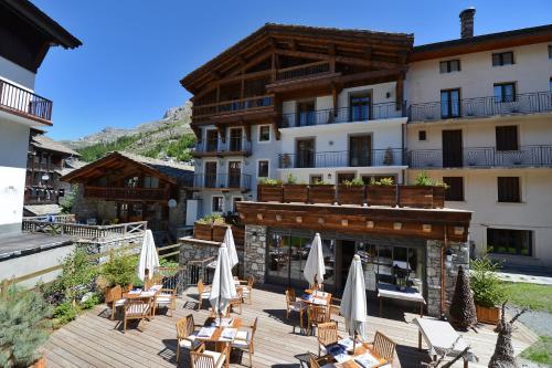 Maison de Famille les 5 Frères - Hotel - Val d'Isère