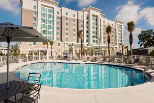 Hampton Inn & Suites Tampa Airport Avion Park Westshore - Tampa, FL 33607