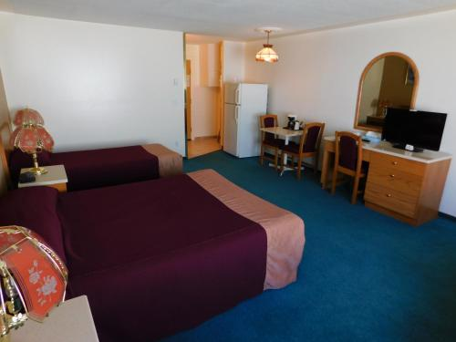 Western Budget Motel #1 Leduc/Nisku - Leduc, AB T9E 8B7