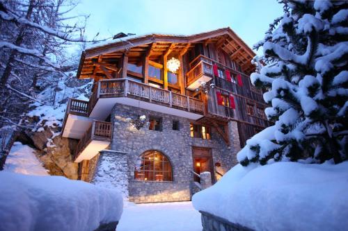 Le Rocher - Chalet - Val d'Isère