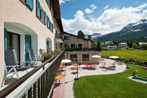 Via da Baselgia, 7515 Sils im Engadin, Switzerland.