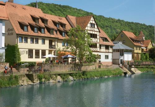 Accommodation in Wertheim