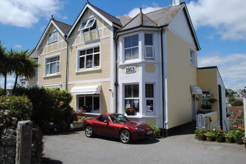 Wellington House, Falmouth, Cornwall