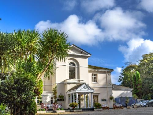 Penventon Park Hotel, Redruth, Cornwall