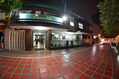 . Hotel Camoruco