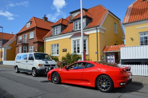 Ferie På Toppen, Pension in Skagen