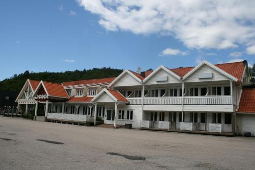 Hotel-overnachting met je hond in Høvåg Gjestehus - Høvåg