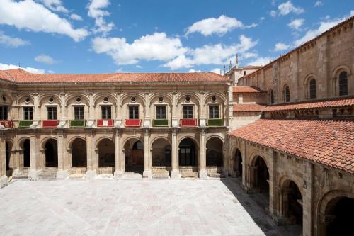 Habitación Individual con parking gratuito Hotel Real Colegiata San Isidoro 8