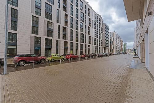 Tsarskaya Stolitsa 2 Apartment