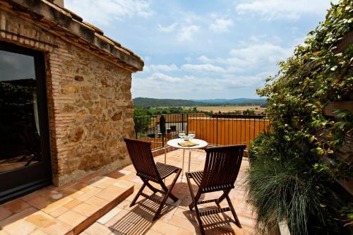 Junior Suite with Terrace Encís d'Empordà -Adults Only- 6