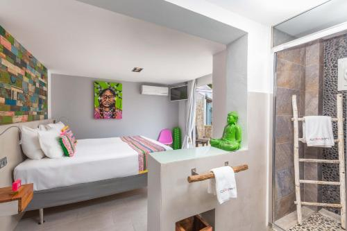 Double Room with Garden View Ibizazen 8