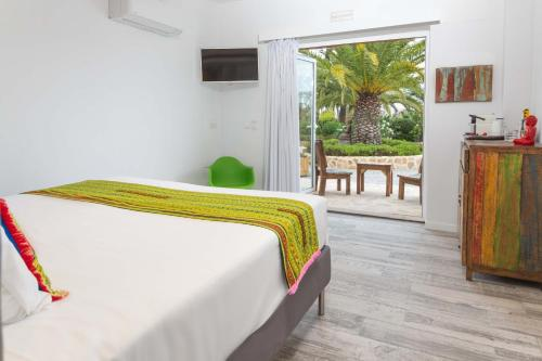 Double Room with Garden View Ibizazen 9