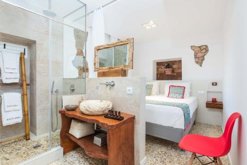 Double Room with Pool View Ibizazen 6