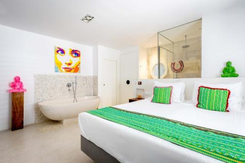 Suite - single occupancy Ibizazen 8