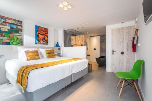 Suite - single occupancy Ibizazen 4