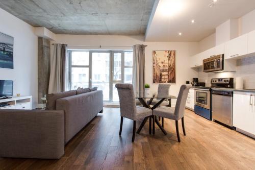 Apartment 103 In Quartiers Des Spectacles