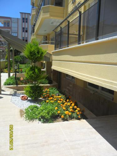 Alanya Koza Apartments odalar