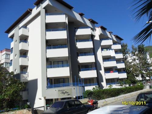 Alanya Safir Apartment 24