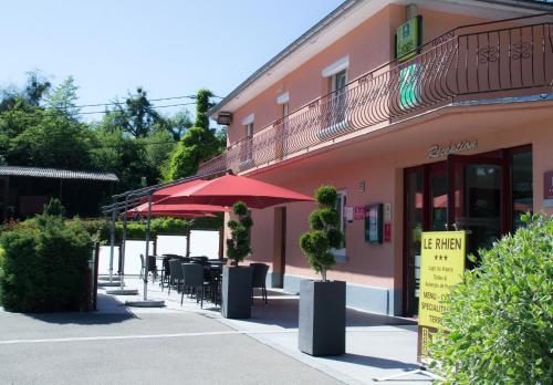 __{offers.Best_flights}__ Le Rhien Carrer Hôtel-Restaurant