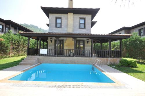 Camlıkoy Villa Sedir 7 tatil