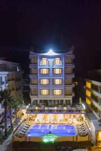 Ayvalık Amphora Hotel ulaşım