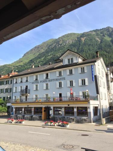 Hotel & Restaurant Forni - Airolo