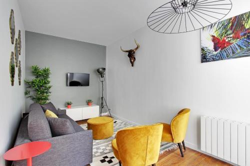 Pick a Flat - Le Marais / Republique photo 21